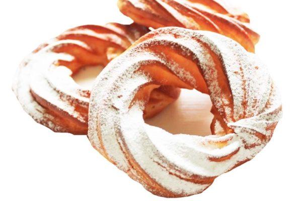Пирожное «Заварное кольцо»