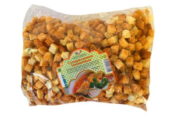Сухари-гренки пшеничные